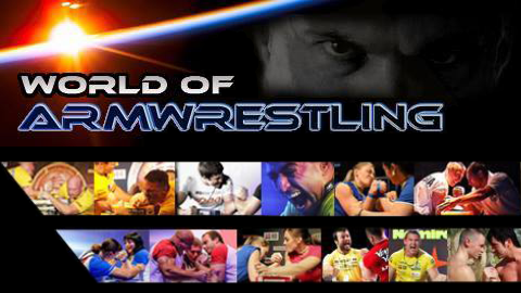 World of Armwrestling Logotyp