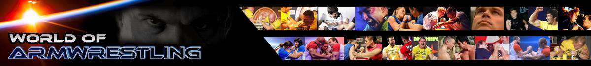 World of Armwrestling Logotyp